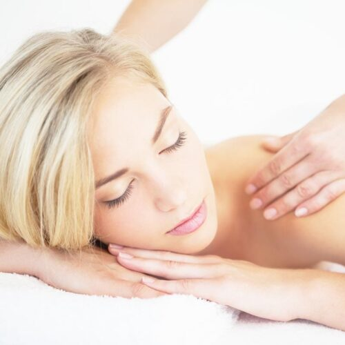 Day of Relaxation earthsavers deep tissue massage exfoliating sea salt treatment - Earthsavers Spa + Store