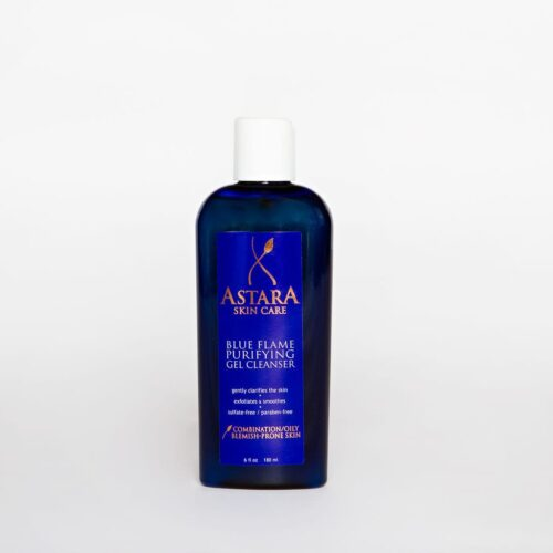 blue flame purifying cleanser