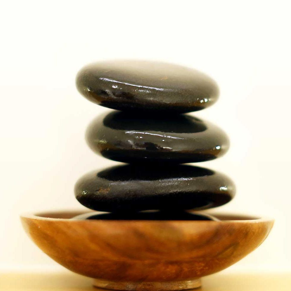 hot Stone Manicure hot stone pedicure - Earthsavers Spa + Store