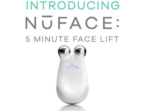 NUFACE: THE INSTANT FACE LIFT