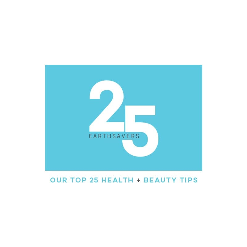 25 Years of Health + Beauty - Earthsavers Spa + Store