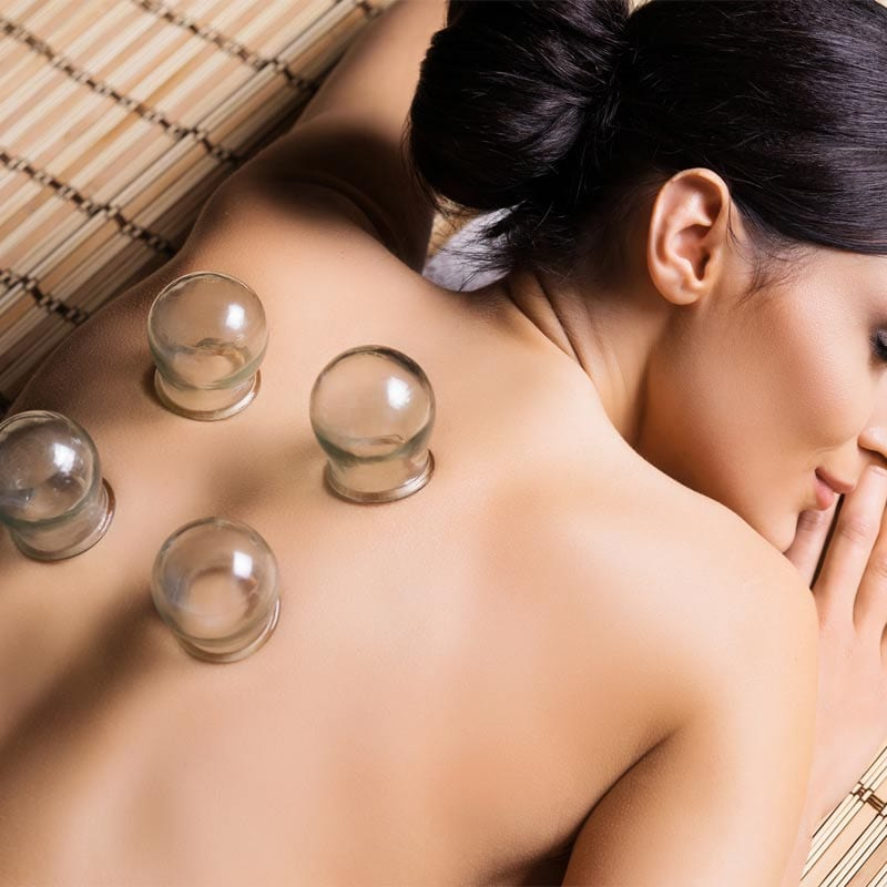Cupping Therapy - Earthsavers Spa + Store