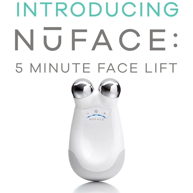NUFACE: THE INSTANT FACE LIFT - Earthsavers Spa + Store