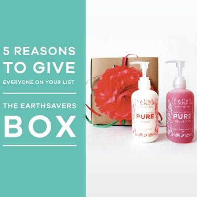 Earthsavers Box - body products - Earthsavers Spa + Store