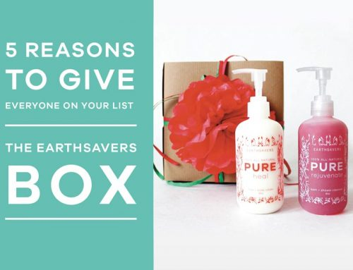 5 Reasons To Give Everyone On Your List The Earthsavers Box