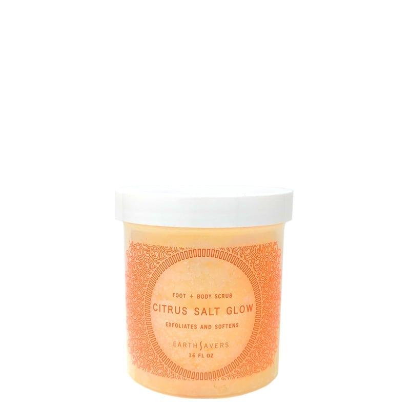 citrus salt glow - Earthsavers Spa + Store