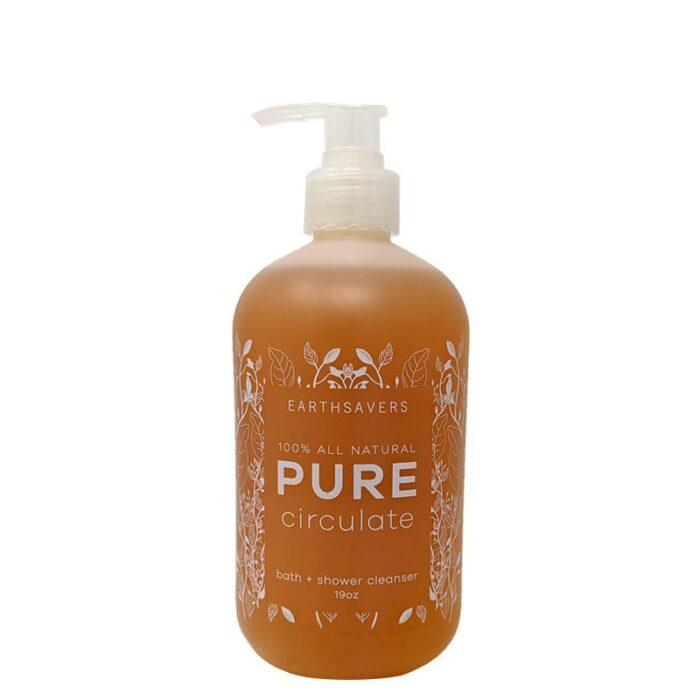 circulate shower gel - Earthsavers Spa + Store