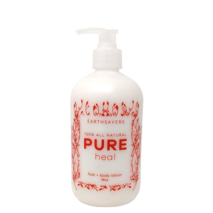 heal body and foot lotion - Earthsavers Spa + Store