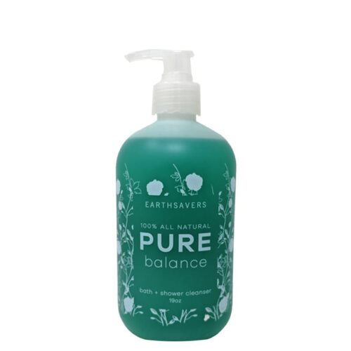 balance shower gel - Earthsavers Spa + Store