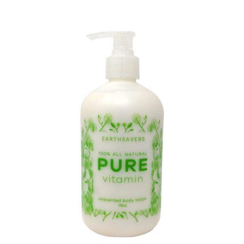 earthsavers vitamin lotion - Earthsavers Spa + Store