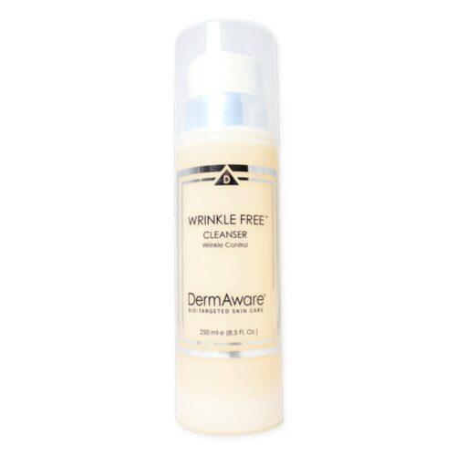 wrinkle free cleanser