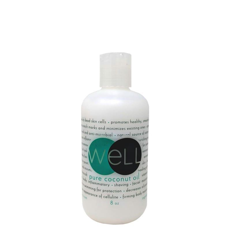 organic coconut oil - Earthsavers Spa + Store
