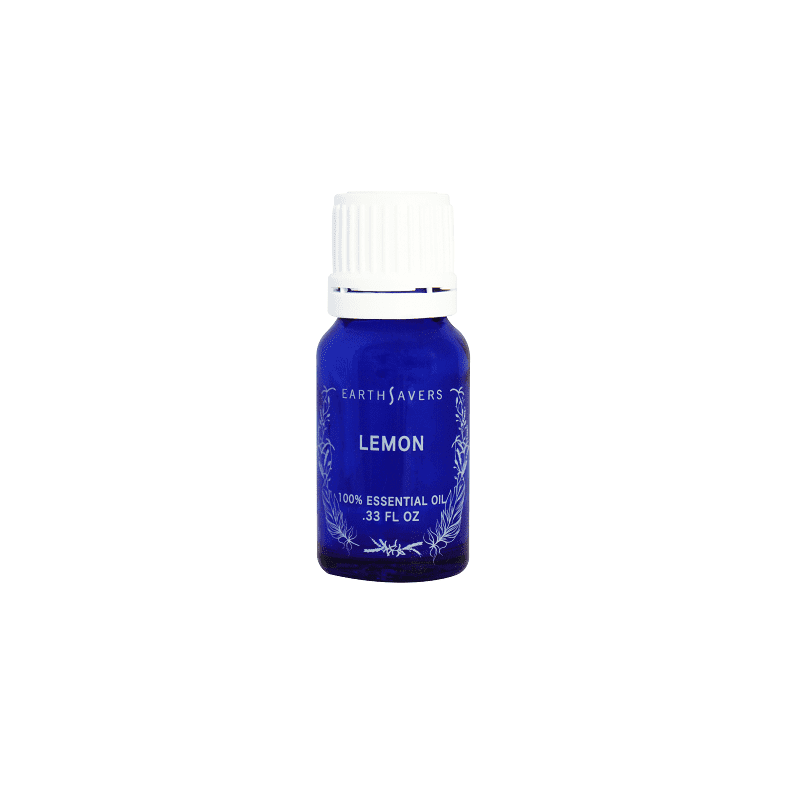 earthsavers lemon essential oil