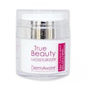 dermaware true beauty moisturizer