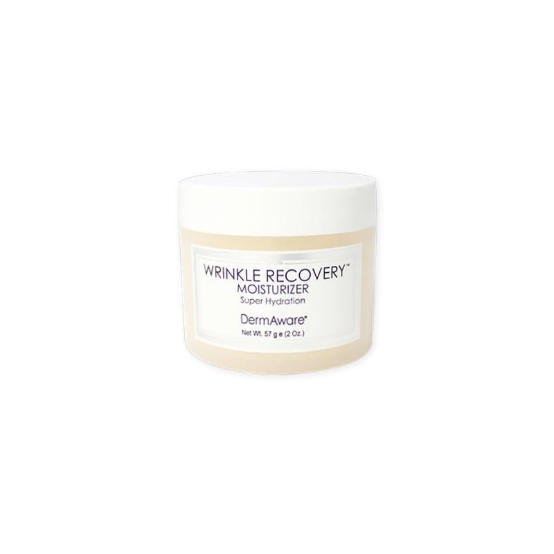 dermaware wrinkle recovery moisturizer