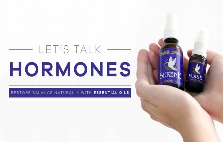 Aromatherapy for Hormone Balance - Earthsavers Events