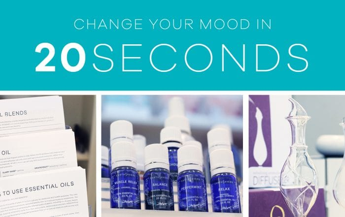 change your mood in 20 seconds