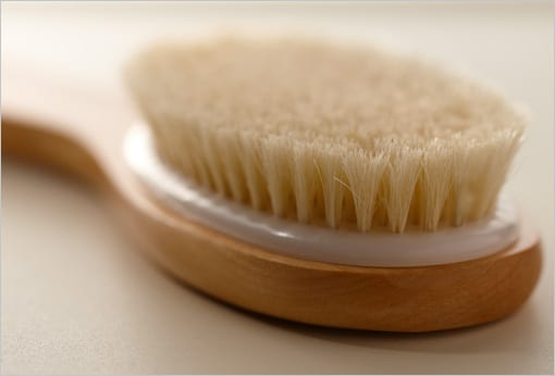 Dry Skin Solutions Dry Brush