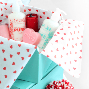 valentines mix and match gift box