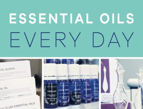 Essential Oils Everyday
