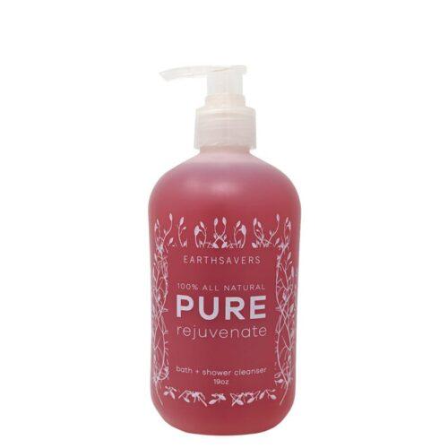 rejuvenate shower gel - Earthsavers Spa + Store