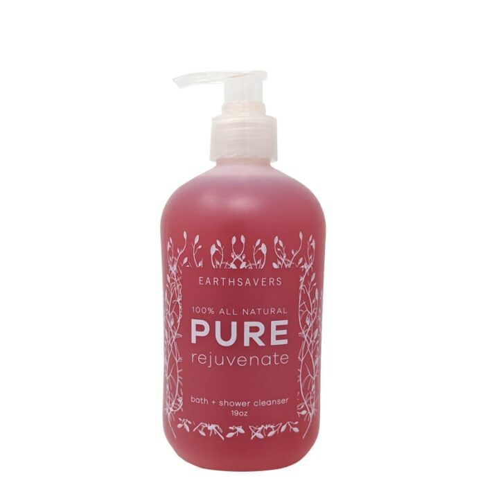 rejuvenate shower gel - Earthsavers Spa + Store