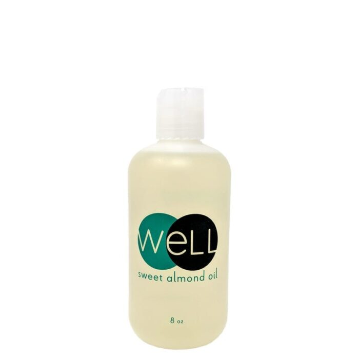 Well sweet almond oil - Earthsavers Spa + Store