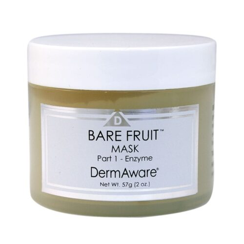 Bare Fruit Enzyme Mask Step 1 - Earthsavers Spa + Store