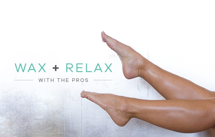 Relax + Wax with the Pros - Earthsavers Spa + Store