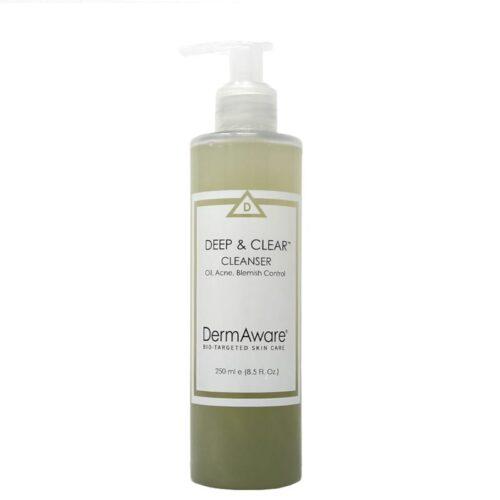 Dermaware Deep & Clear Cleanser - Earthsavers Spa + Store