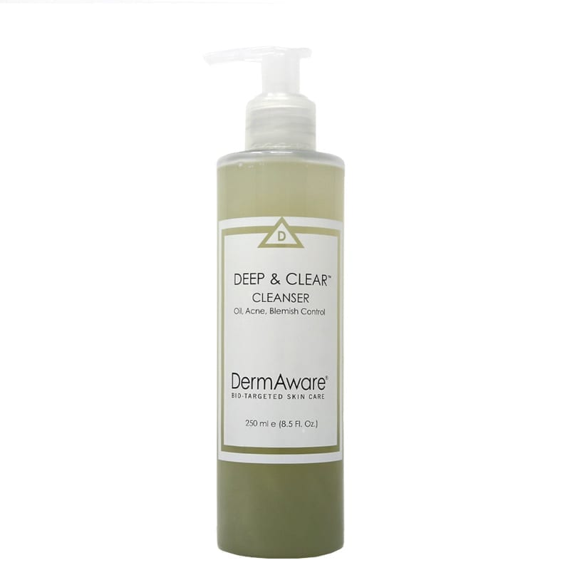 Dermaware Deep & Clear Cleanser - Earthsavers Spa + Store