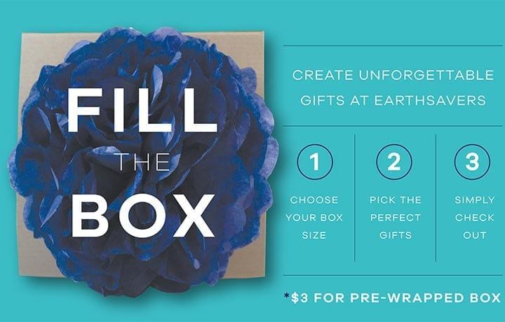 Holiday Fill the Box Gift