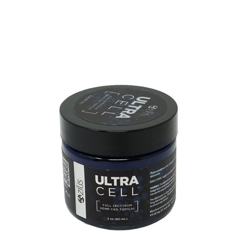 Zilis Ultra Cell Full Spectrum Hemp CBD Topical - 2oz/60ml, Products