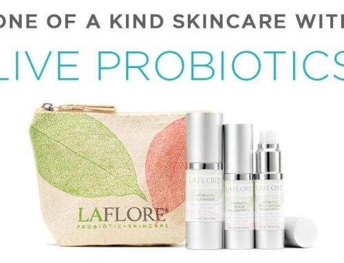 Laflore -One Of A Kind Skincare Featuring Live Probiotics