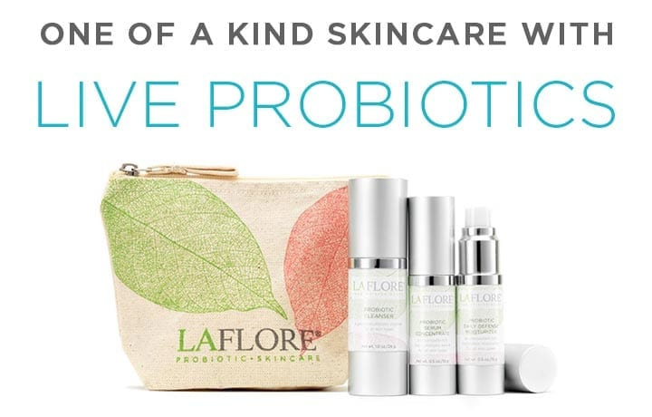 Laflore -One Of A Kind Skincare Featuring Live Probiotics
