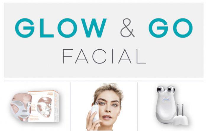 Glow & Go Facial - Earthsavers Store + Spa