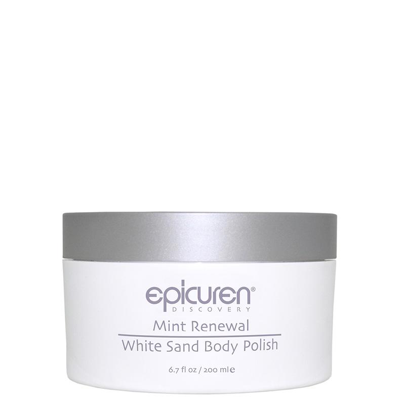 Epicuren - Mint Renewal White Sand Body Polish 6.7oz